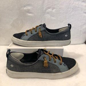 Sperry women's crest vibe low top